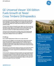 4 1 190x230 - Centricity™  Universal Viewer 100 edition Fuels Growth at Texas' Cross Timbers Orthopaedics