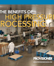 eBook: The Benefits of High Pressure Processing (HPP)