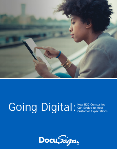 1 1 - Going Digital How B2C Companies Can Evolve to Meet Customer Expectations