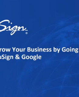 1 3 260x320 - Grow your business by going digital with DocuSign and Google