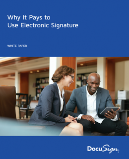 2 2 260x320 - DocuSign: Why It Pays to Use Electronic Signatures