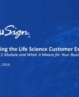 22 1 260x320 - Enhancing the Life Science Customer Experience- The Part 11 Module and What it Means for Your Business
