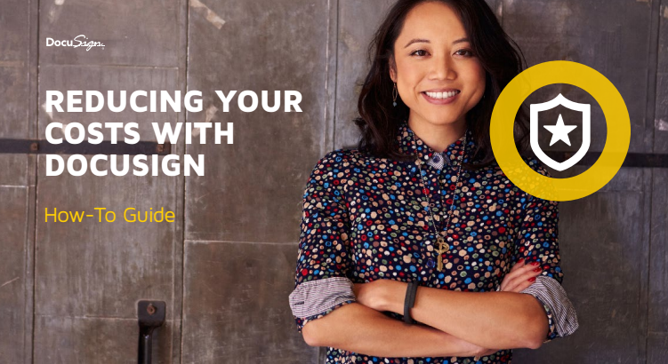 5 3 - How To Guide_Reducing Your Costs with DocuSign