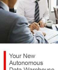 519569 TECH Transform eBook Your new autonomous data warehouse FTT May eBook 300x600px 2 190x230 - How much smarter and fitter could your data warehouse be?