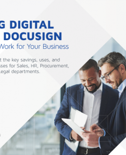 8 2 260x320 - Going Digital with Docusign Making It Work For Your Business