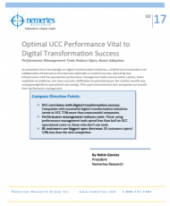 2 5 190x230 - Optimal UCC Performance Vital to Digital Transformation Success