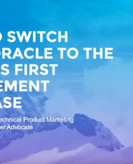 How to Switch From Oracle to the World's First Engagement Database