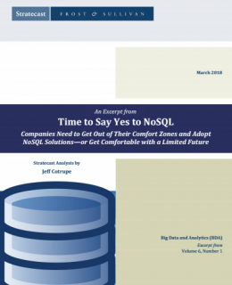 Time to Say Yes to NoSQL