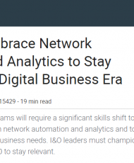 1 6 190x230 - Gartner Report: NetOps 2.0 Embrace Network Automation and Analytics to Stay Relevant in the Digital Business Era