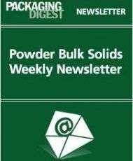 Powder Bulk Solids Weekly Newsletter