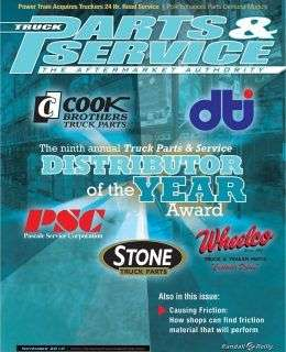 Truck Parts & Service