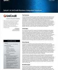 UniCredit Monitors 1,000 Apps from One Platform