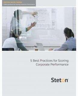 5 Best Practices for Scoring Corporate Performance