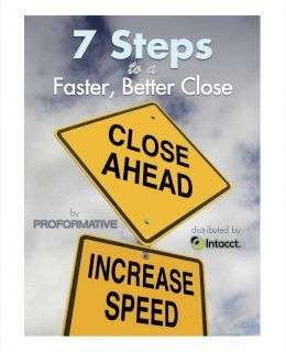 7 Steps to a Faster, Better Close