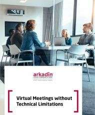 Virtual Meetings without Technical Limitations