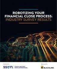 Robotizing Your Financial Close Process