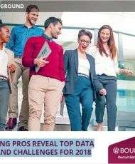 Recruiting Pros Reveal Top Data Points and Challenges for 2018