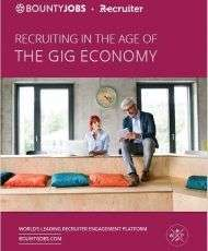 Recruiting In The Age of The Gig Economy