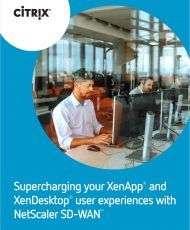 Supercharge your Citrix XenApp and Citrix XenDesktop Experiences