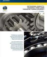 Optimizing Quality - Enhance Your Lean Manufacturing Journey
