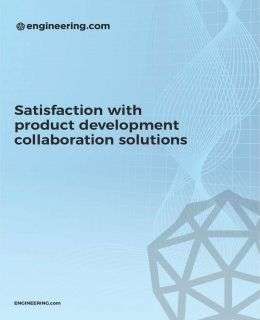 Satisfaction With Product Development Collaboration Solutions