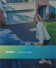 Frictionless Lending - Finicity