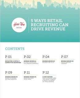 5 Ways Retail Recruiting Can Drive Revenue