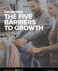 Crushing 5 Barriers to Growth