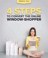 4 Steps to Convert the Online Window-Shopper
