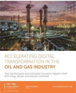 Accelerating Digital Transformation in the Oil and Gas Industry