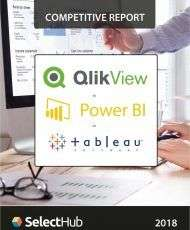 Tableau Business Intelligence Software Alternatives―Competitive Report