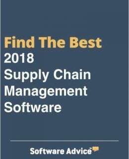 How Software Advice Can Help With Your Supply Chain Management Software Search