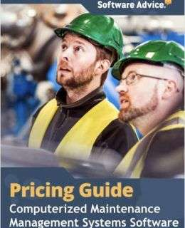 Compare Computerized Maintenance Management  Software Pricing: Software Advice's Guide