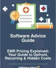 EMR Pricing Explained: Your Guide to Upfront, Recurring & Hidden Costs