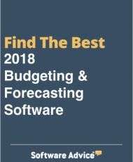 How To Save Time and Money When Shopping for Budgeting & Forecasting Software