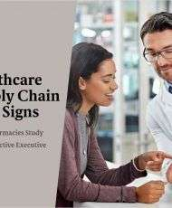 UPS Healthcare Supply Chains Vital Signs : Global Pharmacy Study