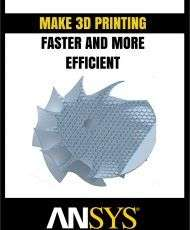 Make 3D Printing Faster and More Efficient