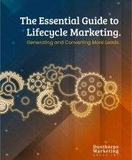 The Essential Guide to Lifecycle Marketing.