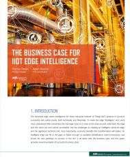 Webinar: The Business Case for IIoT Edge Intelligence