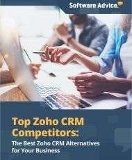 Top Recommended Zoho Competitors and Alternatives