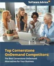 Top Recommended Cornerstone OnDemand Competitors and Alternatives