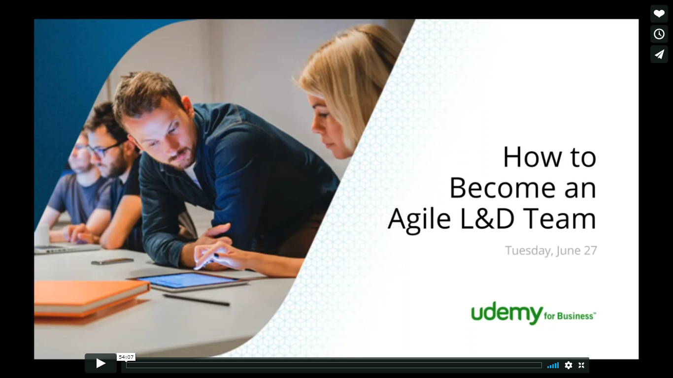 How to Become an Agile LD TeamCoverpage - How to Become an Agile L&D Team