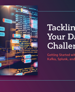 Tackling Your Data Challenges cover 260x320 - Tackling Your Data Challenges