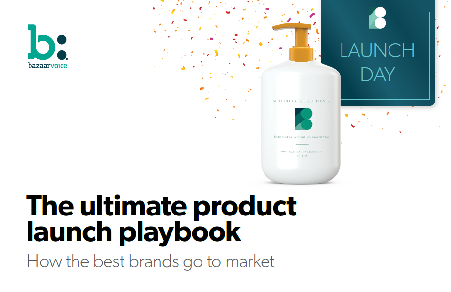 The Ultimate Product Launch Playbook cover - The ultimate product launch playbook