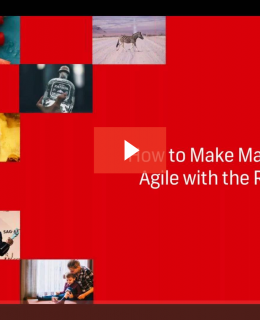 How to Make Marketing More Agile with the Right Content Webinar Cover 260x320 - How to Make Content Marketing More Agile