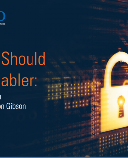 ar idg cso security should be an enabler interview with gigamon ciso cover 260x320 - Rethink Network Security Deployment