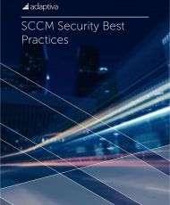 Top 20 SCCM Security Best Practices