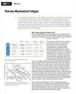 Thermo-Mechanical Fatigue