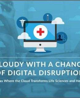 Cloudy with a Chance of Digital Disruption