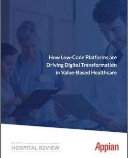 How Low-Code Platforms are Driving Digital Transformation in Value-Based Healthcare